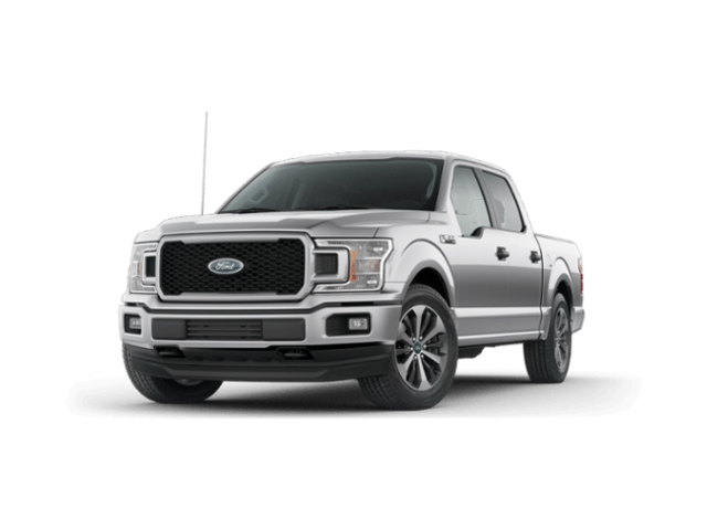 2019 Ford F-150 STX XL 4WD SuperCrew 5.5 Box